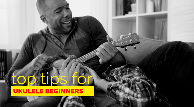 Top tips for ukulele beginners