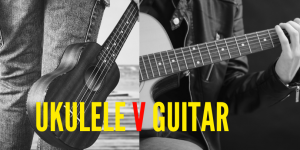 Ukulele vs Guitar